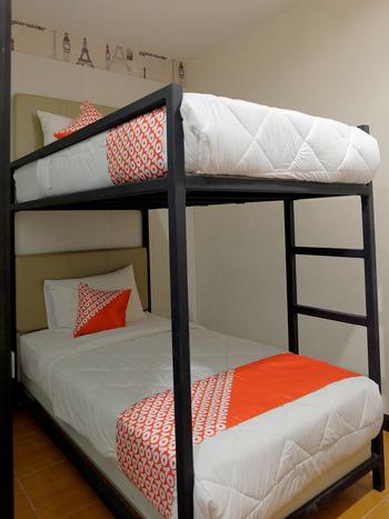 OYO 1726 Bed & Breakfast Inn Jambi - Standard Twin Room Regular Plan