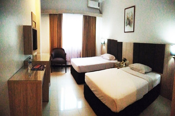 Hotel Kapuas Dharma Pontianak - Superior Room Only Regular Plan