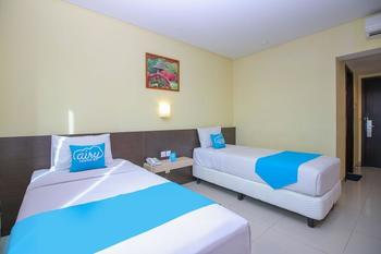 Airy Pasar Pagi KH Kholid 1 Samarinda - Deluxe Twin Room With Breakfast Special Promo June 42