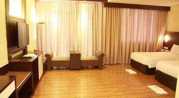 BCC Hotel  Batam - BCC Executive Deluxe Twin Room Only Regular Plan
