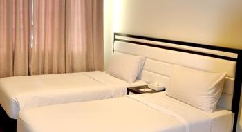 BCC Hotel  Batam - Deluxe Standard Twin Room Only Regular Plan