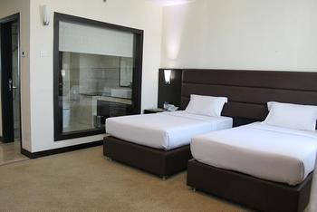 BCC Hotel  Batam - Executive Deluxe Twin Room Only Promo