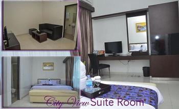 Hotel City View Sorong - Junior Suite Room Regular Plan