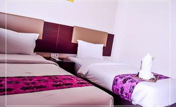 Hotel City View Sorong - Superior Twin Regular Plan