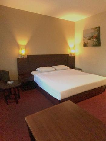 Hotel Grand Permata In Banjarmasin - Deluxe King Room Only Last Minute Deal