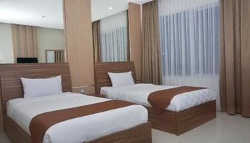 Grand Purnama by Cordela Hotel Kuningan - Deluxe Twin Regular Plan
