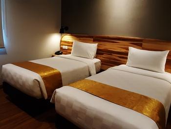 Grand Cordela Hotel AS Putra Kuningan - Deluxe Twin Regular Plan