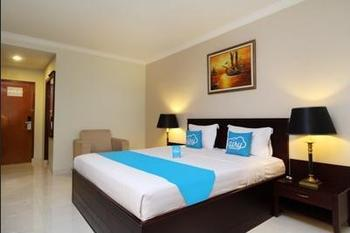 Airy Doktor Wahidin Sudirohusodo 2 Tegal - Standard Double Room with Breakfast Regular Plan