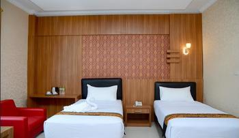 Hotel Radin Inten Syariah Lampung Selatan - Superior Twin Room Non Refundable Regular Plan