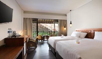 Best Western Premier Agung Resort Ubud Ubud - Deluxe Room with Green View Minimum Stay 4 nights