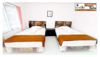 Wagga Bella Homestay Palangka Raya - Twin Bed Regular Plan