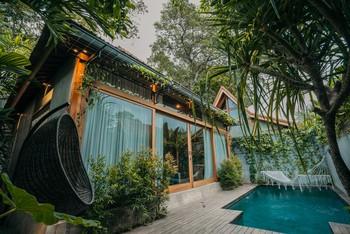 ZIN Canggu Resort & Villas Bali - Private Pool Villa Room Only Regular Plan