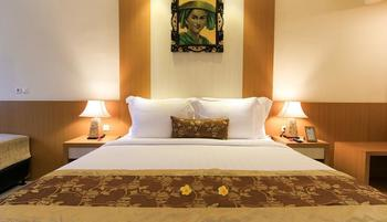 Hotel Ombak Paradise Lombok - Deluxe Room Pool View Save 50% OFF