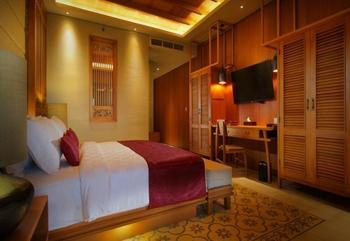 The Haven Suites Bali Berawa - Haven Suite Pool View Room Only Regular Plan
