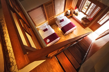 The Haven Suites Bali Berawa - Duplex Family Suite Regular Plan