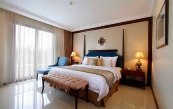 Asmila Hotel Bandung - Deluxe King Room Only Regular Plan