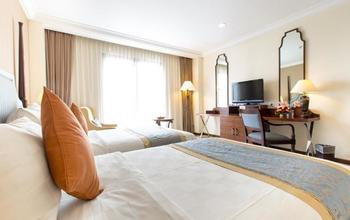 Asmila Hotel Bandung - Deluxe Twin Room only Regular Plan