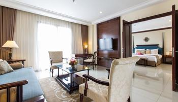 Asmila Hotel Bandung - Suite Room With Breakfast Regular Plan
