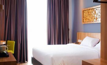 Ayola First Point Pekanbaru Pekanbaru - Deluxe Room Only Free Airport And Mall Transfer Regular Plan