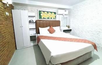 RedDoorz @ Jalan Pangeran Tirtayasa Lampung Bandar Lampung - RedDoorz Room KETUPAT