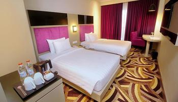 S-One Hotel Palembang by Tritama Hospitality Palembang - S-Superior Room Only Great Deal
