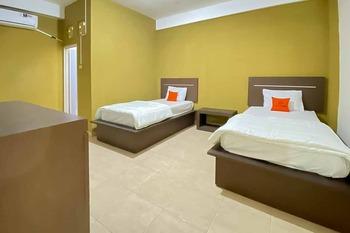 KoolKost Syariah near Stasiun Tanjung Karang Lampung Bandar Lampung - Twin  Room Long stay