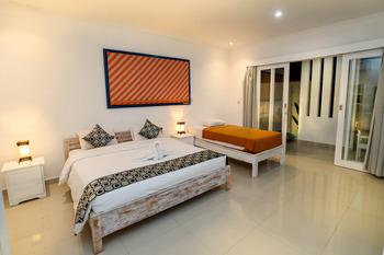 White Dove Villa Resort Bali - Family Room Regular Plan
