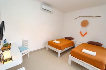 White Dove Villa Resort Bali - Twin Room Regular Plan