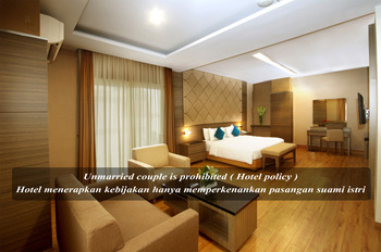 Hotel Gren Alia Cikini Jakarta - Suite Room with Meal Stay More, Pay Less