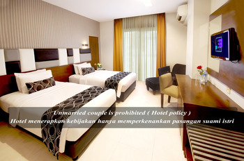 Hotel Gren Alia Cikini Jakarta - Superior Twin Room with Meal Stay More, Pay Less