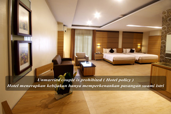 Hotel Gren Alia Cikini Jakarta - Family Room Only Regular Plan