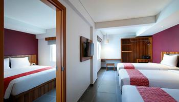 Swiss-Belexpress Kuta Legian - Express Triple Room Super Saver 15%