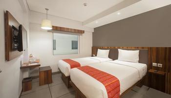 Swiss-Belexpress Kuta Legian - Express Twin Room Only Regular Plan