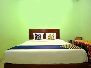 SPOT ON 2825 Hotel Mutiara Bengkulu - SPOT ON Double Regular Plan