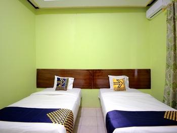 SPOT ON 2825 Hotel Mutiara Bengkulu - SPOT ON Twin Regular Plan