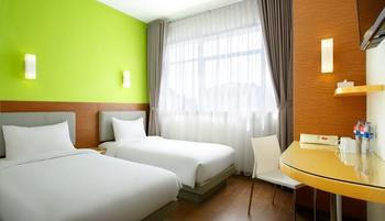 Amaris Hotel Tebet Jakarta - Smart Room Twin Staycation Offer Regular Plan