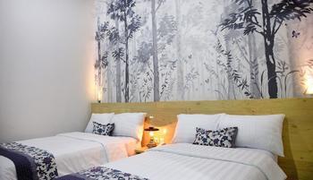 Omah Njonja Bed & Brasserie Yogyakarta - Omah Njonja Twin Bed Room Breakfast Regular Plan