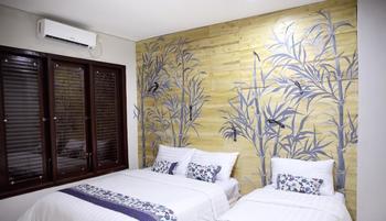 Omah Njonja Bed & Brasserie Yogyakarta - Omah Njonja Triple Bed Room Regular Plan