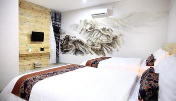 Omah Njonja Bed & Brasserie Yogyakarta - Omah Njonja Family Bed Room Regular Plan