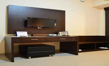 Hotel Gajah Mada Palu - Deluxe Twin Regular Plan