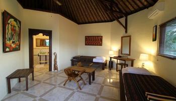 Hotel Uyah Amed - Ocean View Bungalow Keluarga (Villa) (1 tempat tidur  Regular Plan