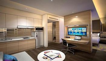 Swiss-Belinn Modern Cikande Serang - Apartments Gratis Takjil & Sahur + Disc. 30%