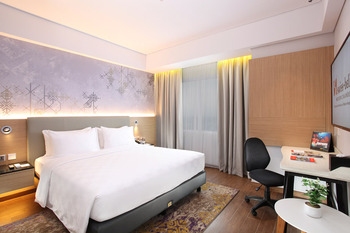 Swiss-Belinn Modern Cikande Serang - Grand Deluxe Room Only Surprise Deal - 20% OFF