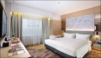 Swiss-Belinn Modern Cikande Serang - Suite Room Regular Plan