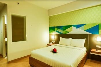 Evo Hotel Pekanbaru Pekanbaru - Superior Double Room Only Regular Plan