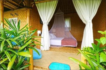 Moon Bamboo Bali - Deluxe Queen Room Regular Plan