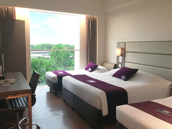Premier Inn Surabaya� - Quads Premier Large Room Flash Sale