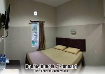 Hotel Tirta Kencana Baturraden Banyumas - Standard Lt. 1-2 Regular Plan