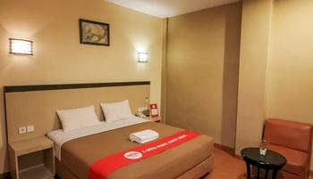 NIDA Rooms Iklas 2 Pekanbaru Pekanbaru - Double Room Double Occupancy NIDA Fantastic Promo