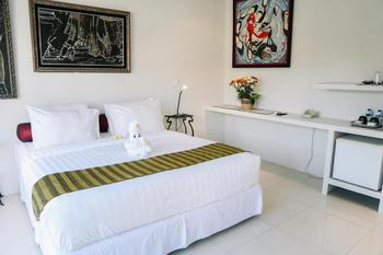 Villa Kresna Bali - Casa Artista Two Bedroom Rooftop Suite Regular Plan